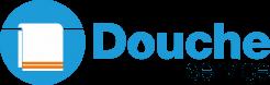 Het logo van doucheservice